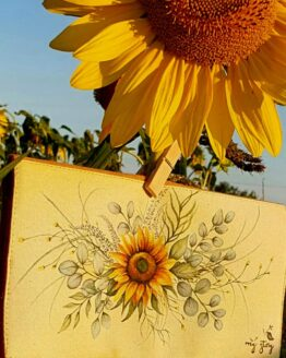 sunflower_hand_painted_letter_bag